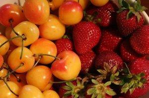frutas de primavera con infusiones manasul pharmadus